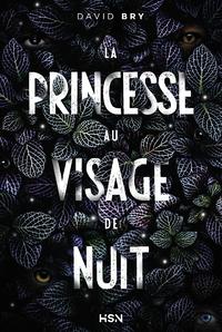 Image de couverture (La Princesse au visage de nuit)